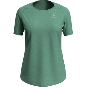 Odlo Millennium Element T-Shirt S/S Crew Neck Women creme de menthe melange